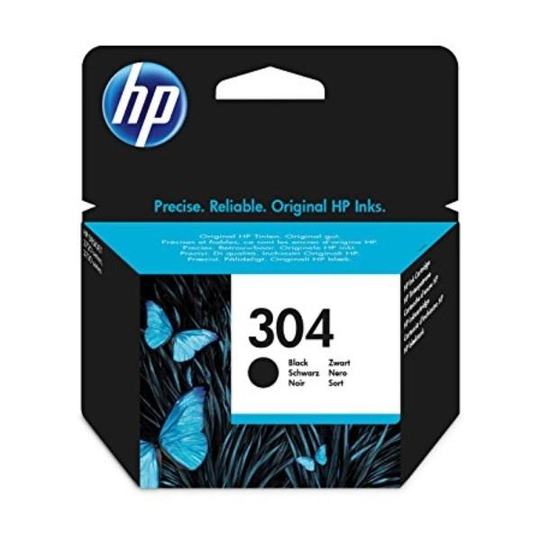 HP 304 Negra 120 paginas - Tinta