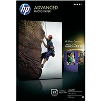 HP Advanced Glossy Photo Paper – Papel