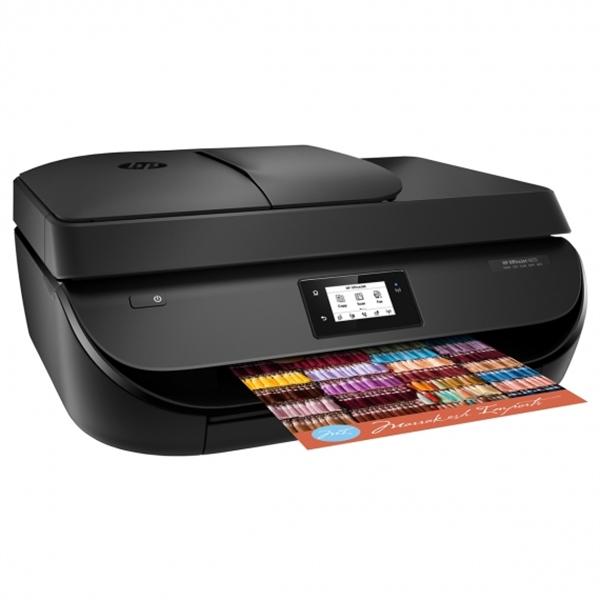 HP Officejet 4657 ADF Airprint USB - Multifunción inyección