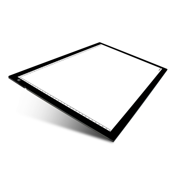 Huion panel de luz Led A3 – Iluminación