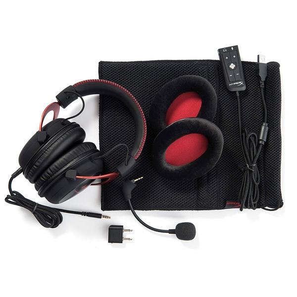 HyperX Cloud II rojo - Auricular