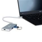 I-Tec USB-C a 3 USB 3.1 - Hub USB