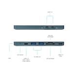 I-Tec USB-C MacBook Pro HDMI  SD card USB 3.0 - Dock