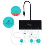 I-Tec USB-C USB 3.0 HDMI LAN Mini- DOCK