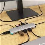 I-Tec USB-C HDMI LAN nano - Dock