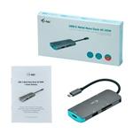 I-Tec USB-C Metal Nano HDMI - Dock