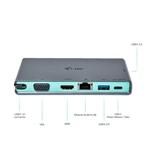 I-Tec Travel station  USB-C VGA / HDMI LAN USB 3.0 - DOCk