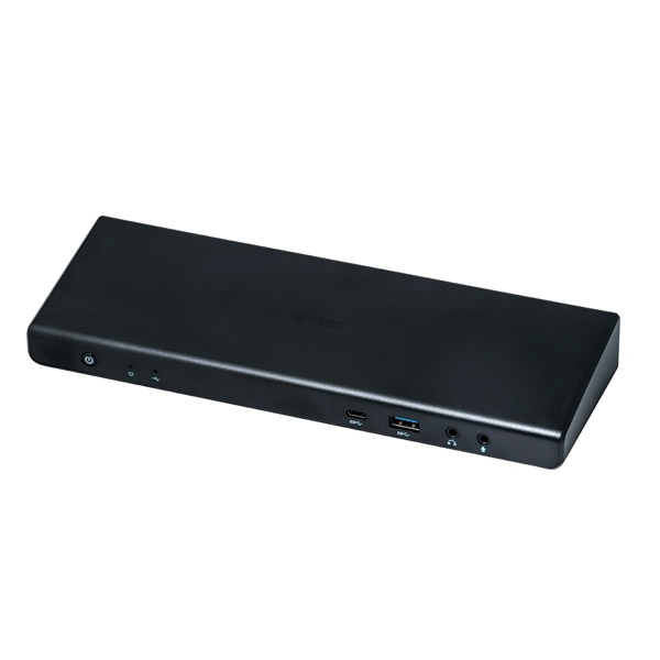 I-Tec USB-C HDMI DisplayPort USB 3.0 LAN - Dock