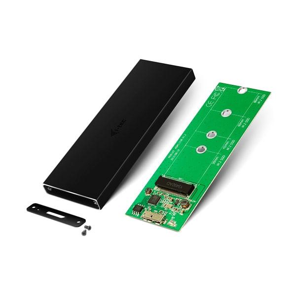 I-Tec Mysafe USB 3.0 M.2 B-KEY SATA - Caja SSD M.2