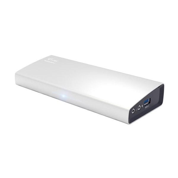 I-Tec Thunderbolt 2 HDMI lan USB3.0 - Dock