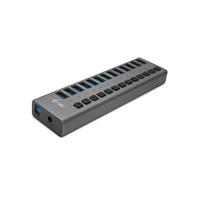 I-Tec USB 3.0 13 puertos 60 W - Hub USB