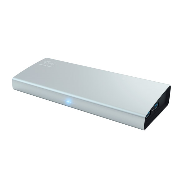 I-Tec USB 3.0 DVI-I HDMI DisplayPort USB 3.0 - Dock