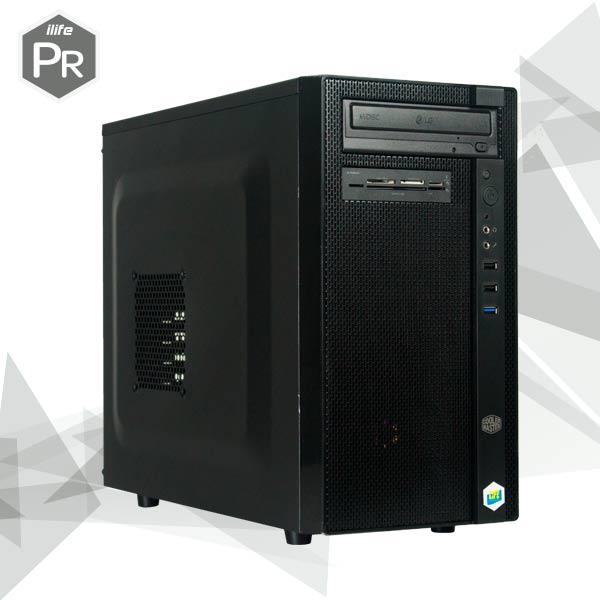 ILIFE PR50.05 INTEL i5 7500 4GB 1TB W/MKB W10Pro 3Y – Equipo