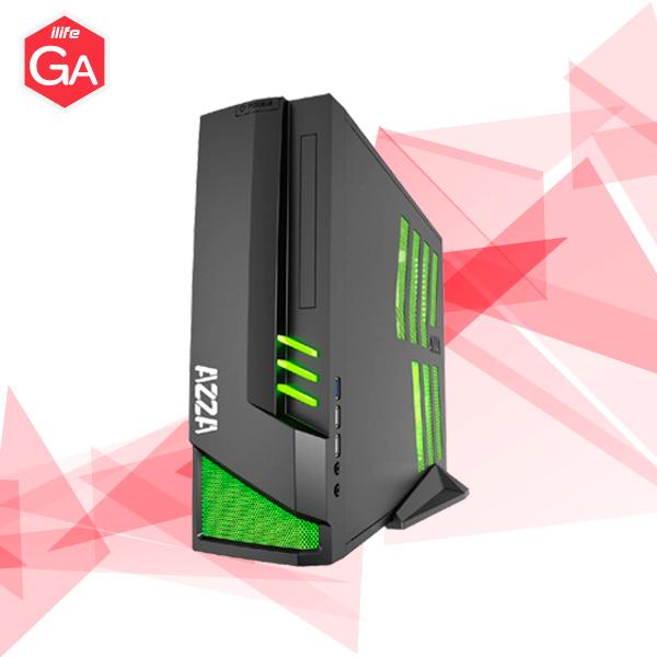 ILIFE GA235.10 I5 7400 8GB SSD 275GB 1050 Ti itx – Equipo
