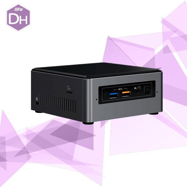 ILIFE DH400.50 CPU I5 7260U 8GB DDR4 275GB SSD – Equipo