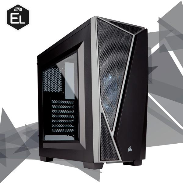 ILIFE ELITE SAMURAI 20 INTEL I7 7700 16GB 250G 1070 – Equipo