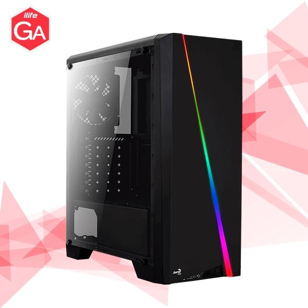 ILIFE GA350.05 RYZEN 5 1500X 8GB 275GB GTX1060 6GB – Equipo
