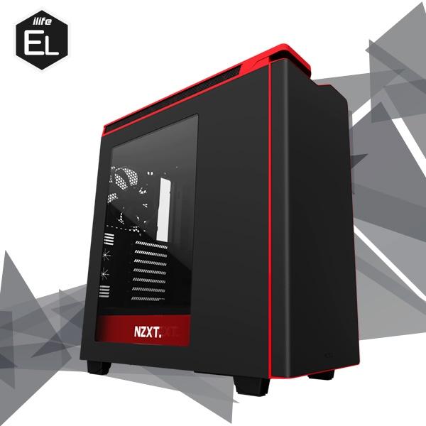 ILIFE ELITE SPARTAN 6 INTEL I7 8700 16G 250G 1060 6 – Equipo