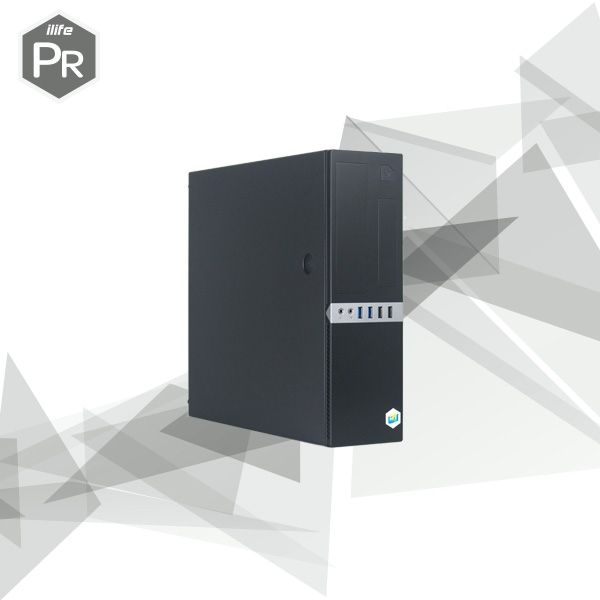 ILIFE PR35.20 INTEL i3 8100 4GB 1TB W/MKB W10Pro 3Y – Equipo