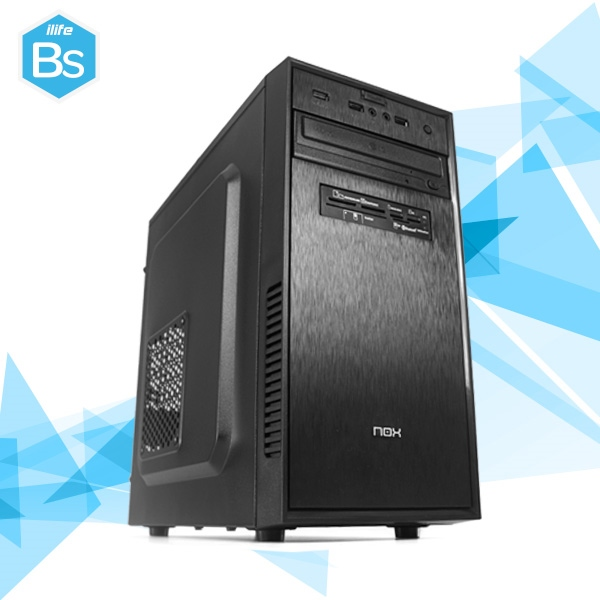 ILIFE BS300.105 INTEL i3 8100 4GB DDR4 1TB – Equipo
