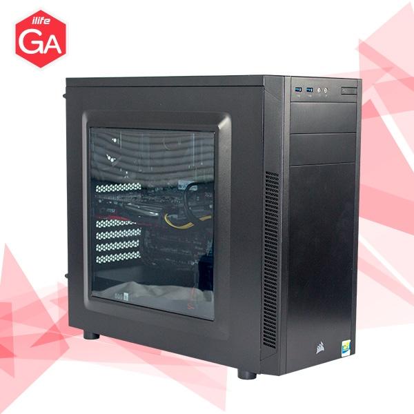 ILIFE GA430.70 INTEL i5 8400 8GB 250GB GTX1070 8GB – Equipo