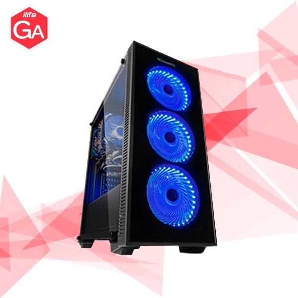 ILIFE GA740.10 INTEL i7 7740X 16GB 2TB 1060 – Equipo