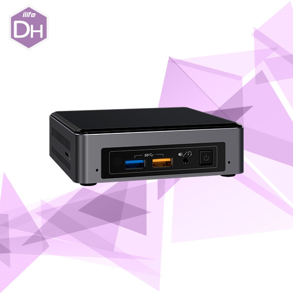 ILIFE DH500.15 CPU I5 7200U 16GB DDR4 500GB SSD – Equipo