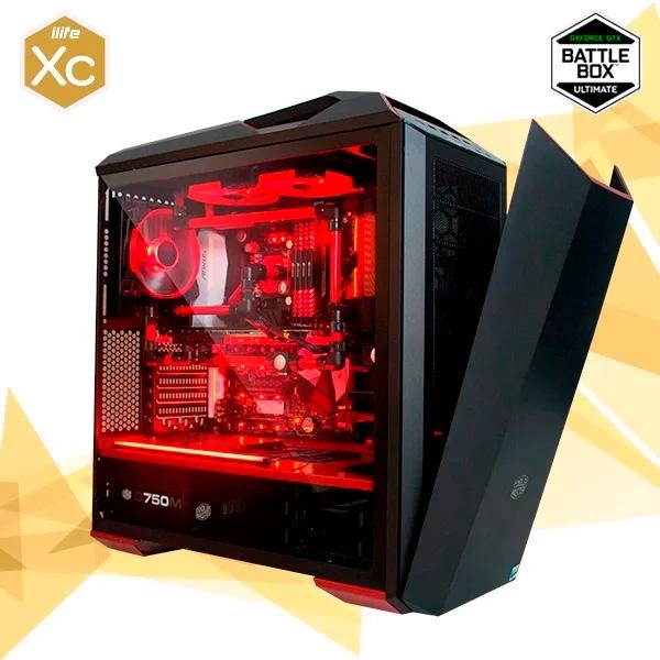 ILIFE XC RED GUARDIAN 7 I7 8700K 32 1TB SSD 1080 Ti – Equipo