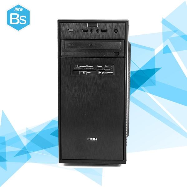 ILIFE BS600.05 AMD 2600 8GB 480GB SSD 1030 - Equipo