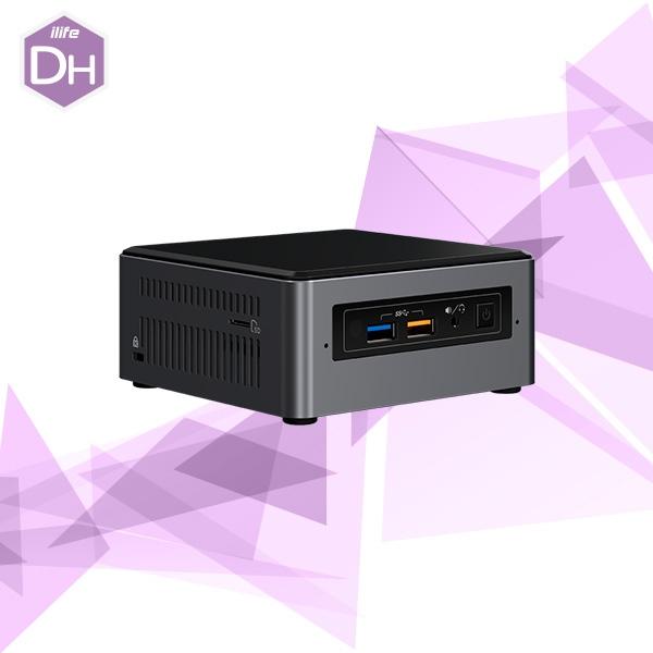 ILIFE DH100.35 CPU J4005 4GB 120GB SSD - Equipo