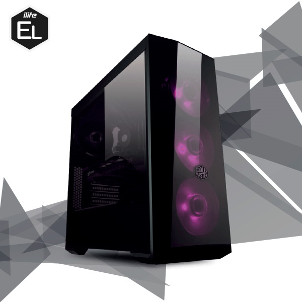 ILIFE ELITE SAMURAI 24 INTEL I7 8700 16GB 500G 1070 - Equipo