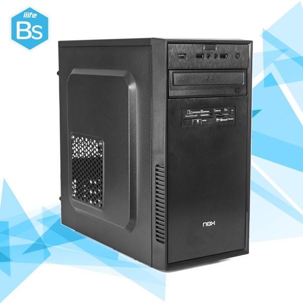 ILIFE BS350.70 AMD 200GE 8GB 1TB + 240 SSD - Equipo