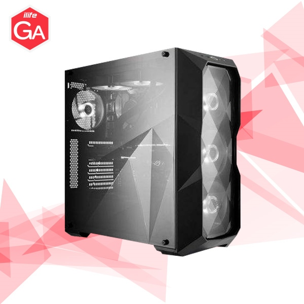 ILIFE GA130.15 INTEL i5 8400 8GB 250GB GTX 1050 2GB - Equipo