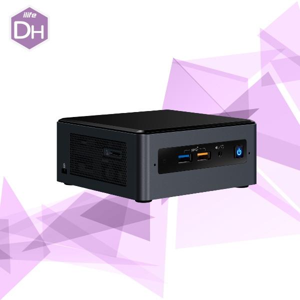 ILIFE DH500.25 CPU I7 8559U 16GB DDR4 500GB SSD - Equipo