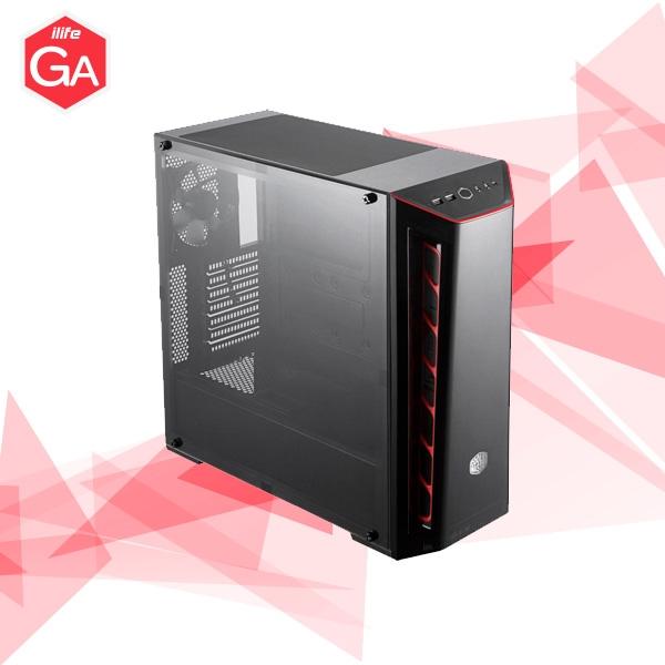 ILIFE GA350.35 RYZEN 5 2600 8GB 500GB GTX1660 6GB - Equipo