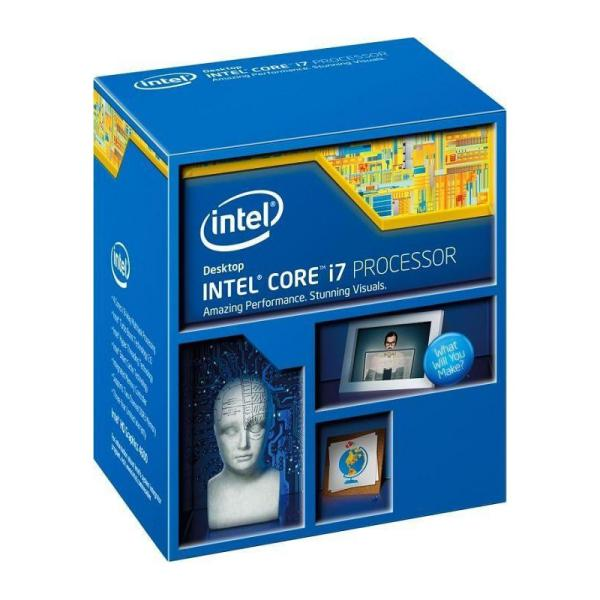 Intel Core i7 4820K 3.7GHz 2011 – Procesador