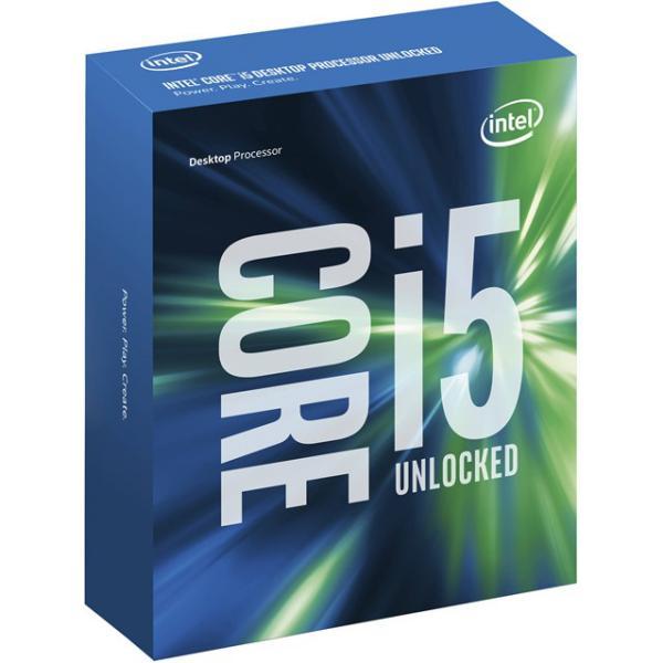 Intel Core i5 6600K 3.5Ghz 1151 – Procesador