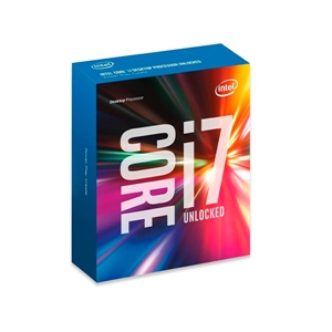 Intel Core i7-6800K 3.6GHz 2011-v3 – Procesador