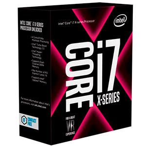 Intel Core i7 7800X 4.0GHz – Procesador