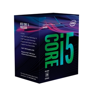 Intel Core i5 8600 3.1GHz – Procesador