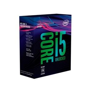 Intel Core i5 8600K 4.30GHz 6 Nucleos - Procesador