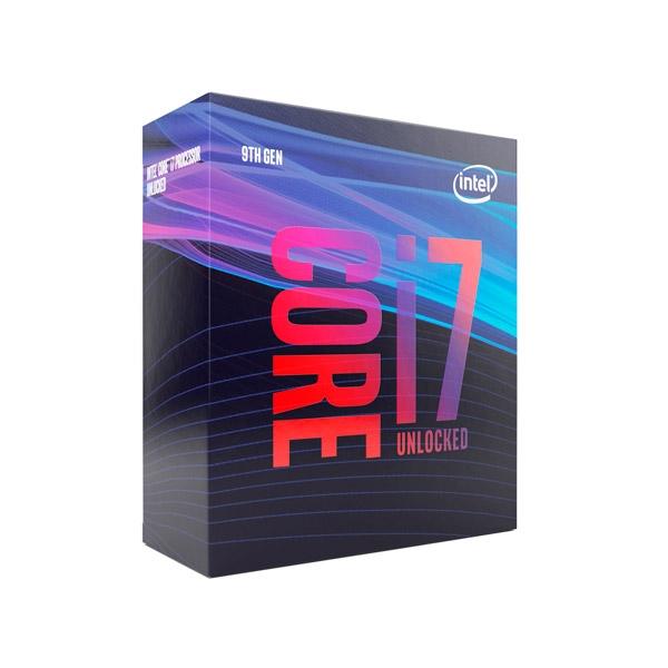 Intel Core i7 9700K 3.60GHz - Procesador