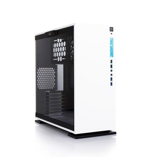 In Win 303 blanca ATX - Caja