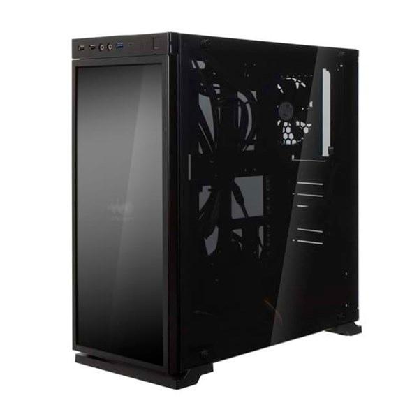 In Win 805 infinity ATX negra - Caja