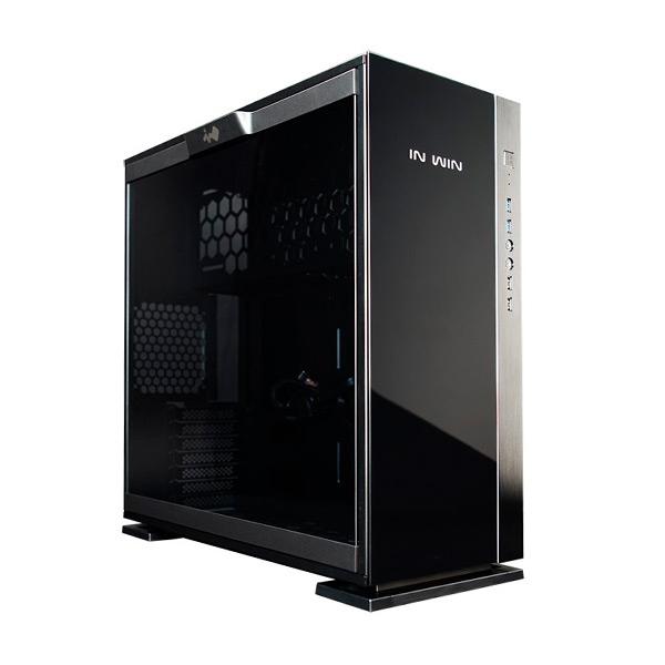 In Win 305 negra ATX - Caja