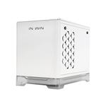In Win A1 miniITX con fuente de 600W blanca - Caja