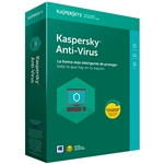 Kaspersky Anti-Virus 2018 1 Licencia – Antivirus