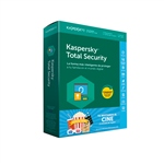 Kaspersky Total Security Multi Device 2018 3L CIN- Antivirus