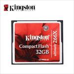 Kingston Ultimate Compact Flash 32GB 266x