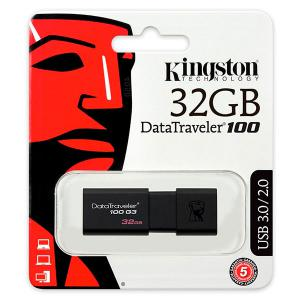 Kingston DataTraveler 100 G3 32GB – Pendrive